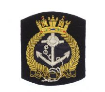 Royal Navy Blazer Badge